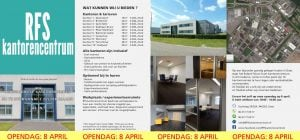 RFS Flyer 8 april open dag combinatie